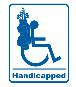 golfing for handicapped people marino s golf gopher clip art free golf clipart
